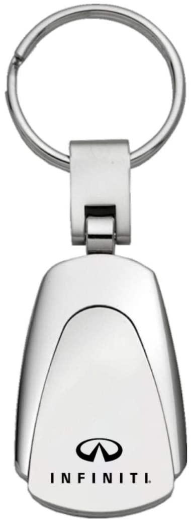 Infiniti Tear Drop Key Chain