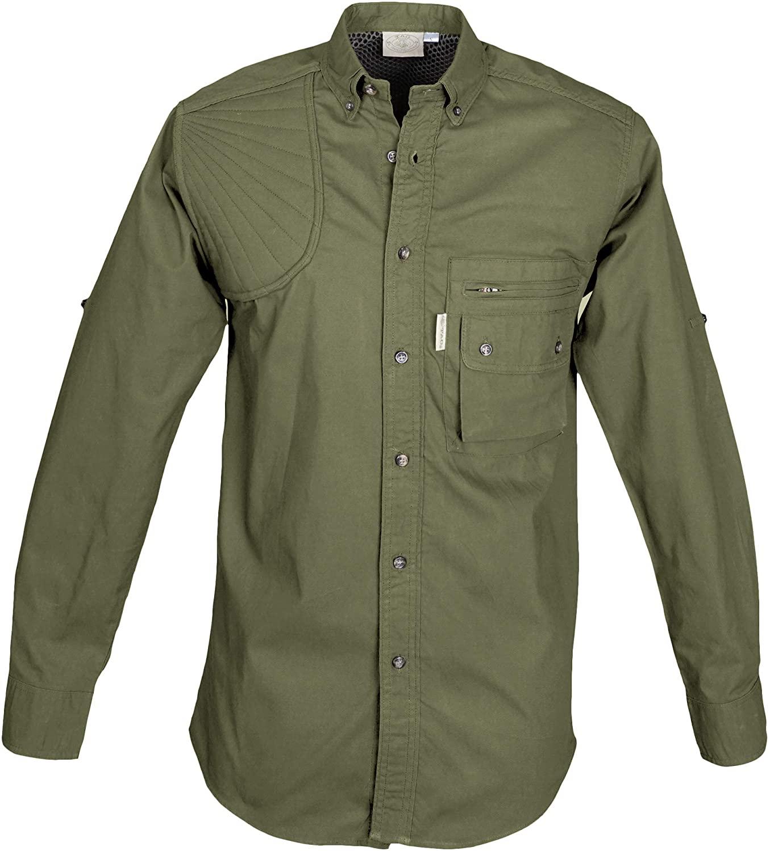 Tag Safari Hunter Shirt for Men Long Sleeve
