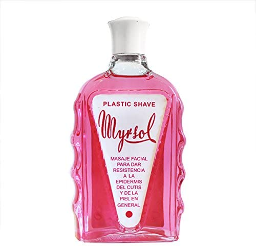 Plastic Shave After Shave 180ml After Shave by Myrsol
