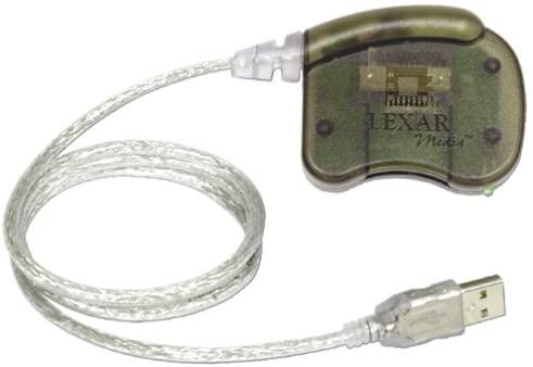 Lexar Media USB Card Reader for Memory Stick (RW012001)