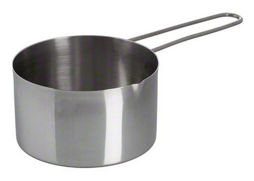 American Metalcraft 1-1/2 Cup Stainless Steel Measuring Cup