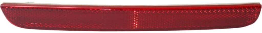 For Dodge Challenger Rear Bumper Reflector 2015 16 17 18 19 2020 Passenger Side | CAPA | CH1185105 | 68211188AA