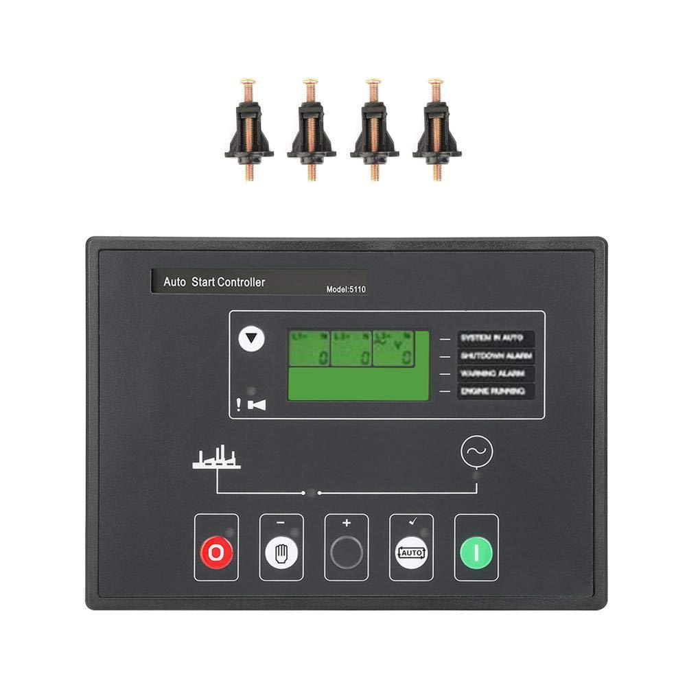 Nitrip DSE5110 Generator Electronic Controller Module Control Panel LCD Display