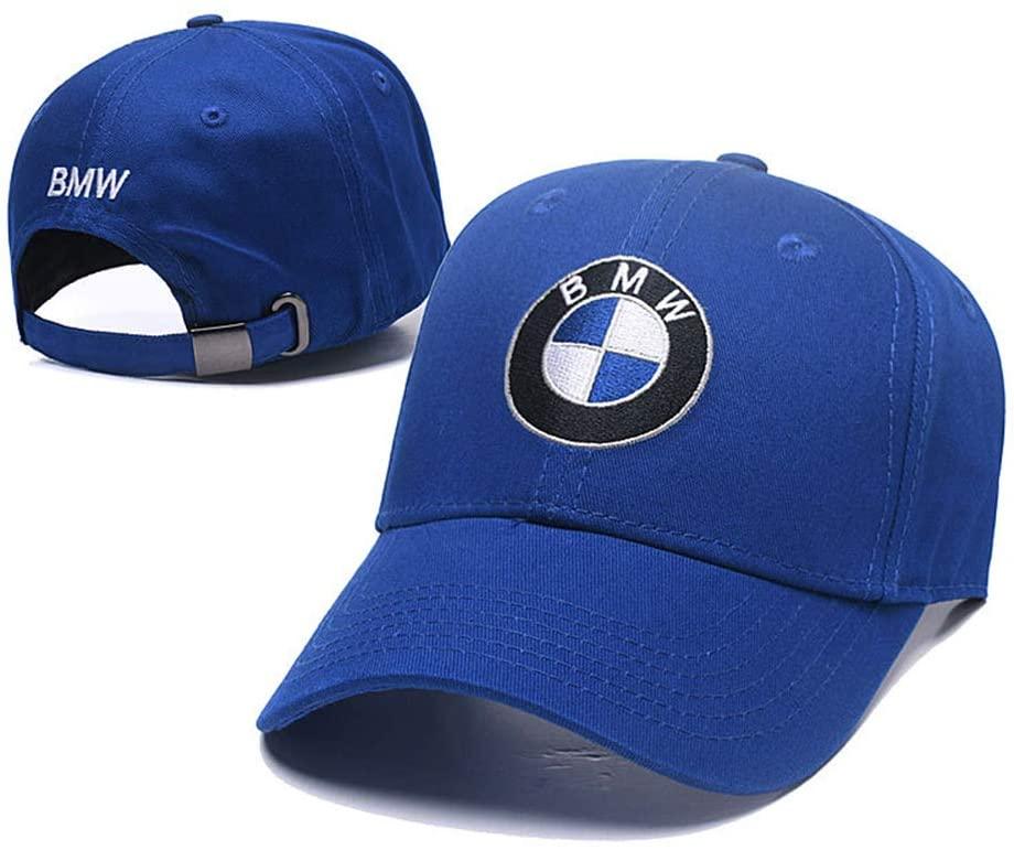 Yoursport Baseball Cap,Unisex Adjustable Hat Travel Cap for Man,Women - Fit BMW Accessories (Blue)