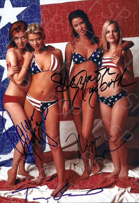 American Pie Autograph Replica Poster Print - Cast of American Pie