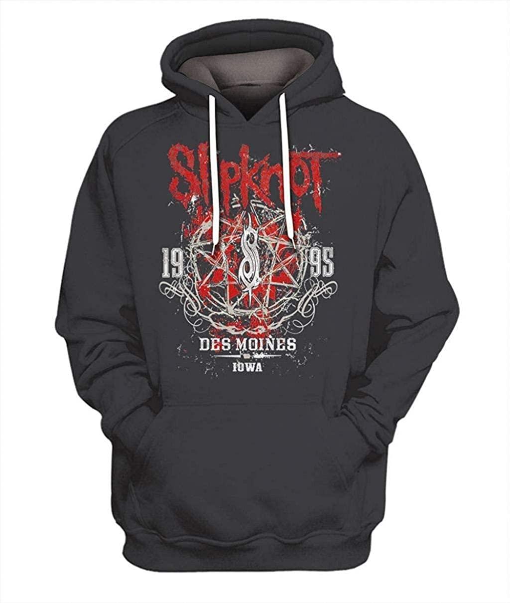Bloodhoof-Hoodie Heavy Metal Hard Rock Music Punk Tour