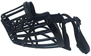 Groom Professional Plastic Cage Muzzle Size Medium