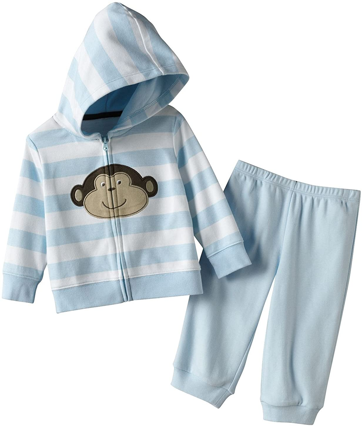 Carter's Baby Boys 3 Piece Cardigan Set