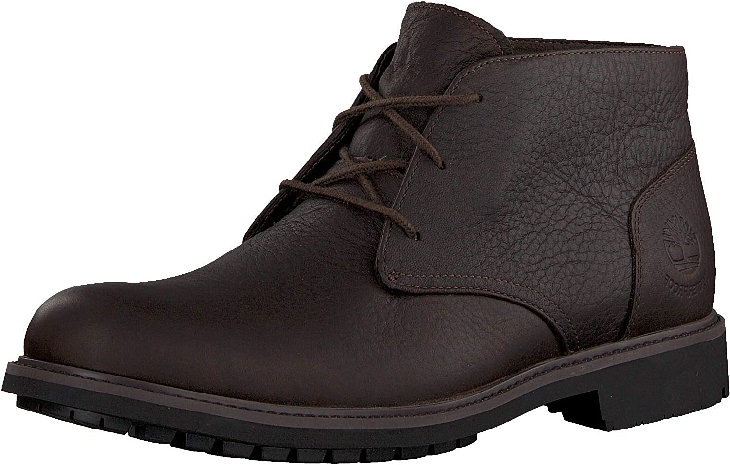 Timberland Stormbucks Chukka Ankle Boots/Boots Men Brown/Dark - 10 - Mid Boots Shoes