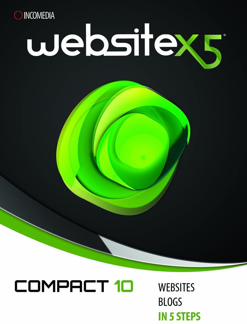 WebSite X5 Compact 10 [Download]