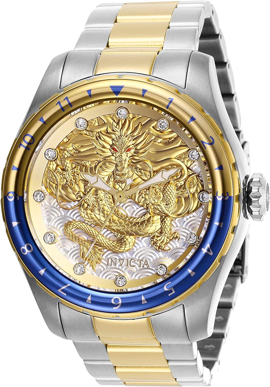 Invicta Automatic Watch (Model: 28356)