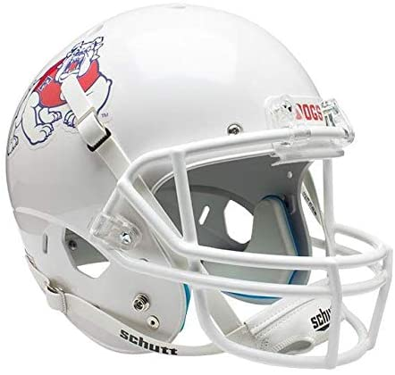 Schutt NCAA Fresno State Bulldogs On-Field Authentic XP Football Helmet
