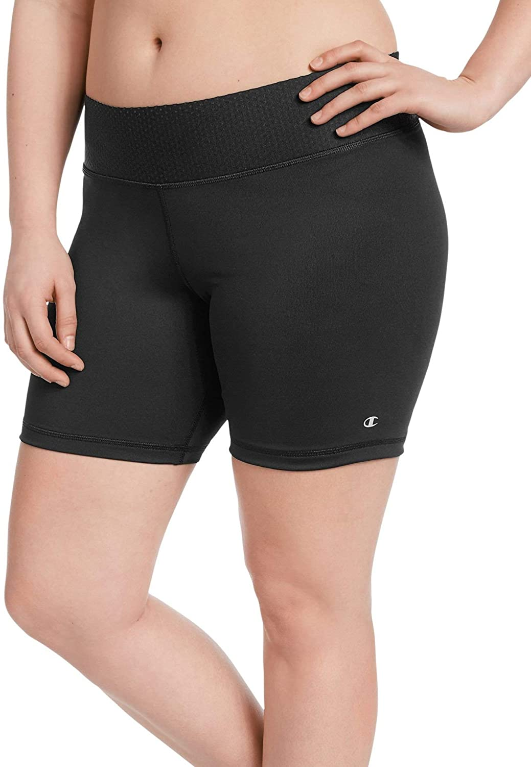 Champion Women's Plus Size Absolute Short with SmoothTec Waistband