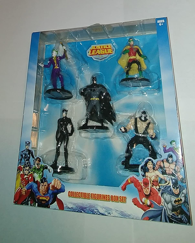 Justice League 5 pc. Batman Collectible Box Set