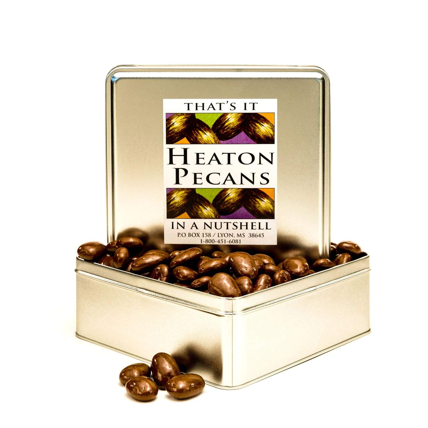 Evaxo Pecans, Chocolate-Covered (3.65 lbs.)