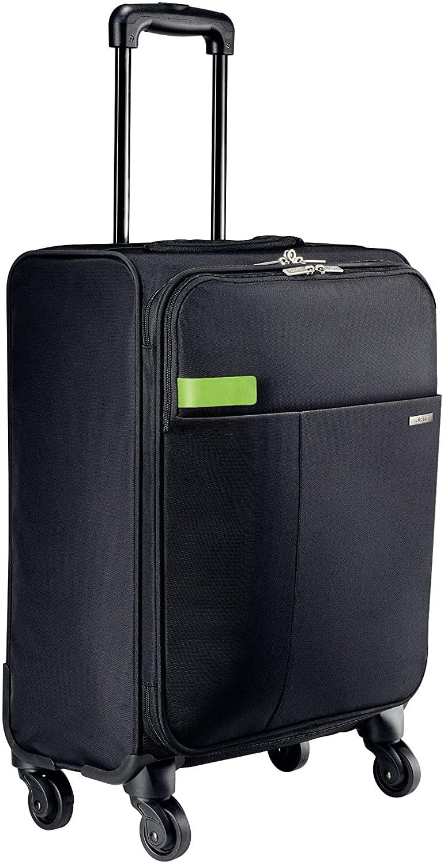Leitz Smart Traveller Trolley cabine bagage 4 roues Noir