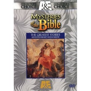 A&E 4 Episode Biblical Collection : The Bible's Greatest Secrets , Biblical Angels , Heaven And Hell , Herod The Great : 2 Disc Box Set : 200 Minutes