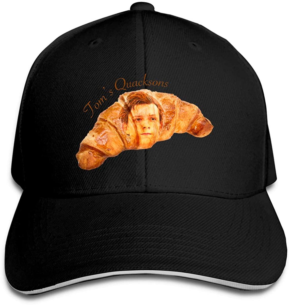 Tom Holland Quacksons Sandwich Baseball Cap Hip Hop Outdoor Hat Unisex