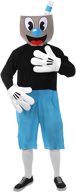elope Adult Mugman Costume