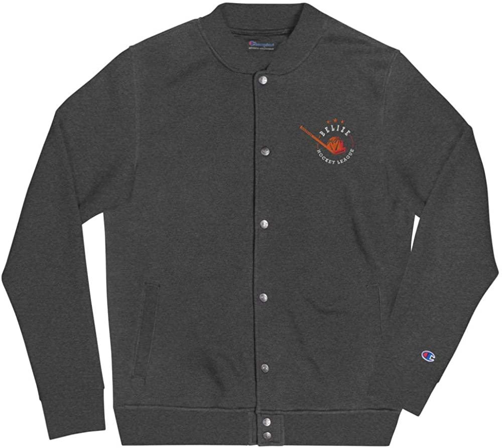 Belize Hockey League BHL Embroidered Champion Bomber Jacket