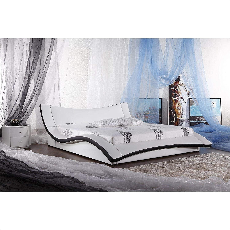 Bailee Upholstered Low Profile Platform Bed
