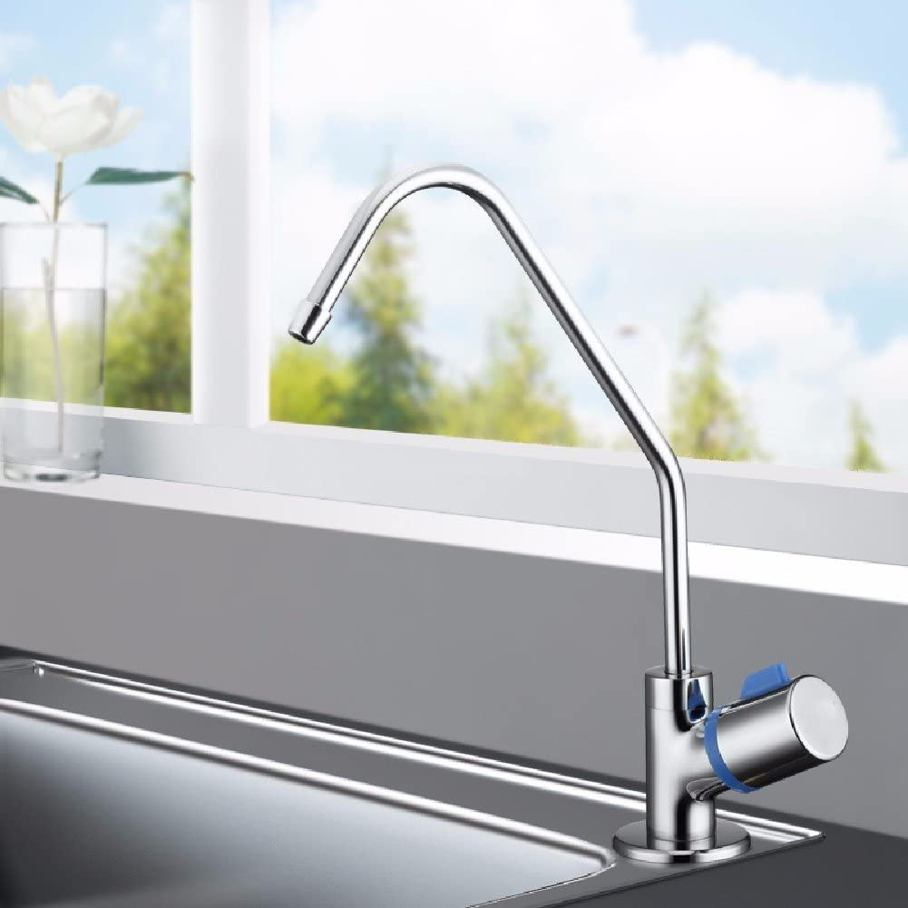 Hlluya Professional Sink Mixer Tap Kitchen Faucet The Pure Water Dispenser to Drink Straight Swivel Faucet Kitchen Faucet Water Purifier