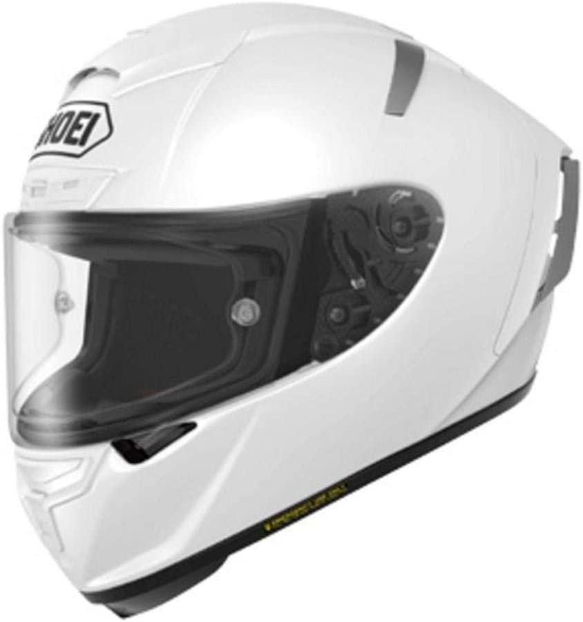 Shoei X-Fourteen White Full Face Helmet - X-Large