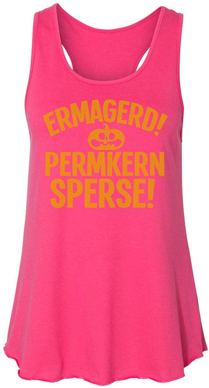 HARD EDGE DESIGN Women's Permkern Sperse Tank Top