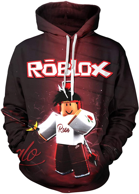 YIYI SMILE Unisex 3D Printed Pullover Cartoon Hoodie Sweatshirt Cool Personality Gift