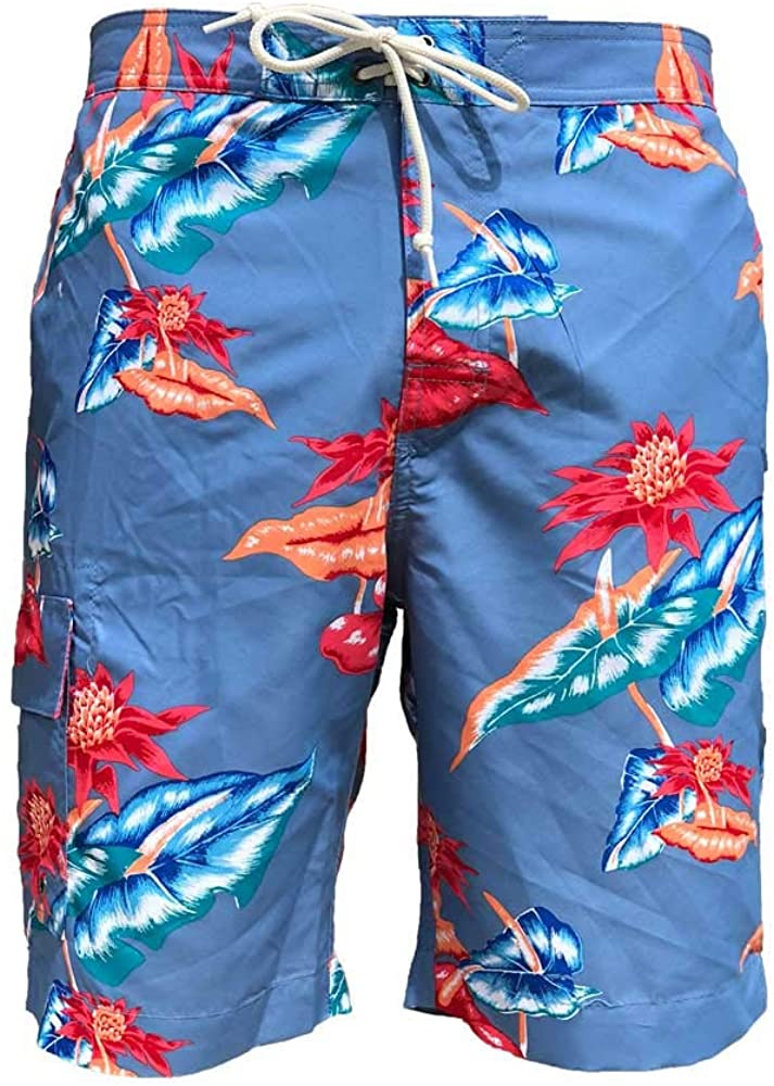 Chaps Men's Swimwear Bottom Shorts Swim Trunks