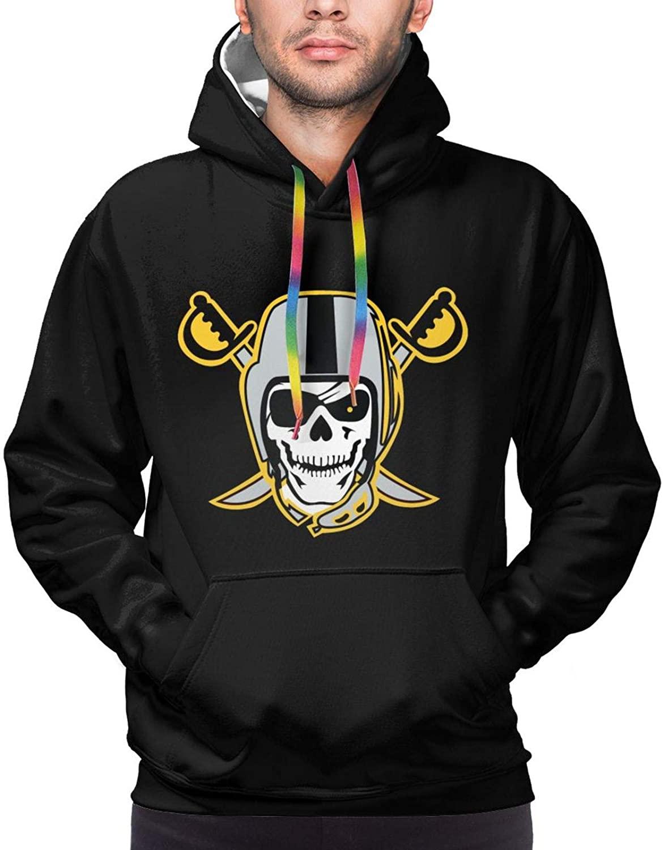 Las Vegas Sin City Mans Personalized Pullover 3D Hooded Sweatshirt Cozy Kangaroo Pocket Hoody