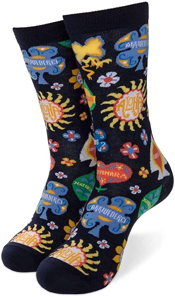 Disney It's A Small World Socks