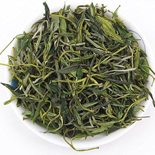 Aseus We set 2017 new tea fragrance Green Tea three grade Yuqian Mount Huangshan Maofeng Tea fragrance sweet 500 grams double bag