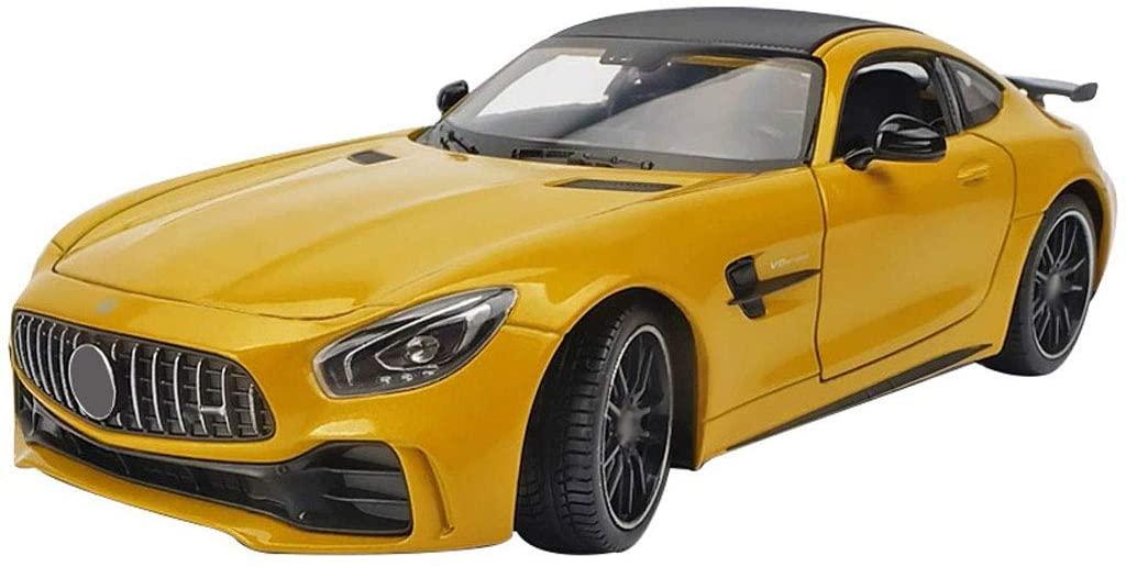 WAA Compatible with Mercedes-Benz AMG GTR car Model 1:24 Large G GTR S-Class Alloy car Model Desktop Decoration G500 Sports car Model