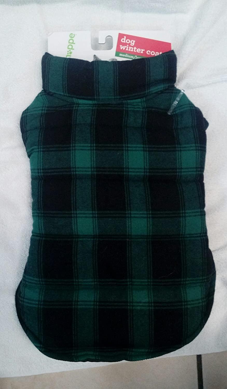 PET SHOPPE Dog Winter Coat Medium/Large