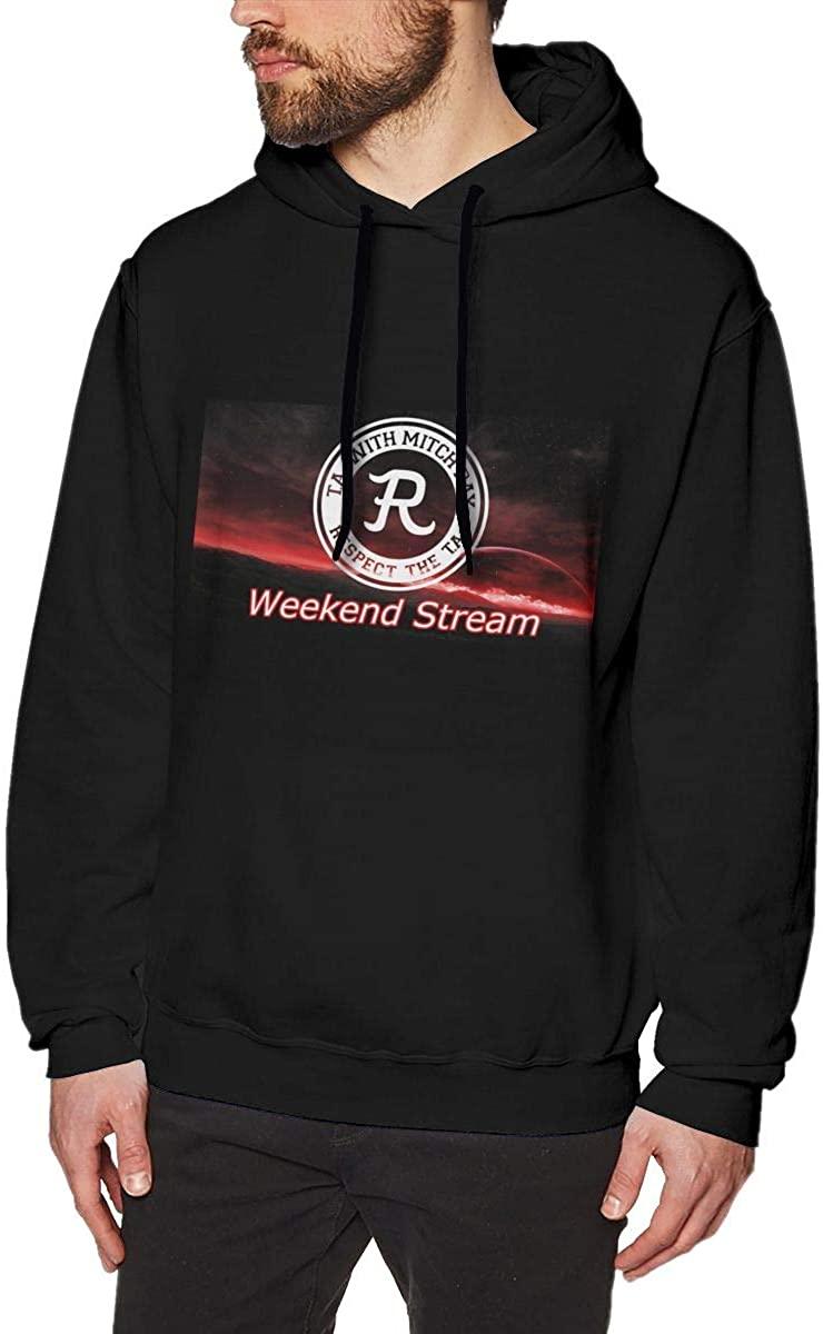 BTC Pennant Hoodie Men's Hoodies Pullover Sweatshirt Jackets No Pocket Hooded