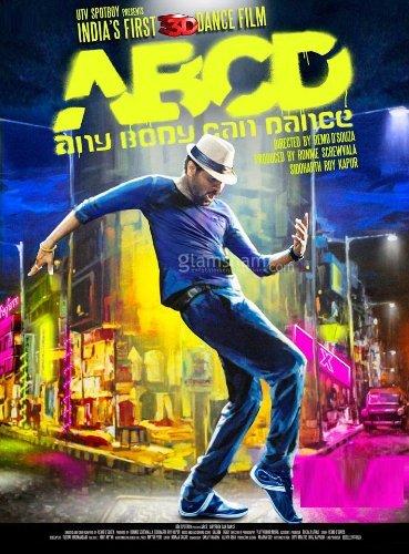 ABCD (Any Body Can Dance)  (Hindi Movie / Bollywood Film / Indian Cinema DVD)