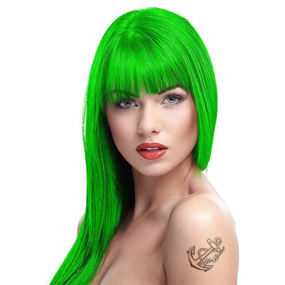 Crazy Color GO Toxic UV semi Permanent Hair Color Cream 100 ml
