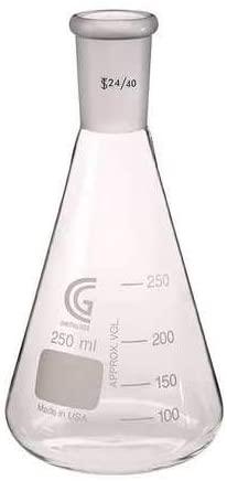 Erlenmeyer Flask, 250mL