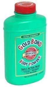Gold Bond Extra Strength Powder 4 oz (Pack of 3)