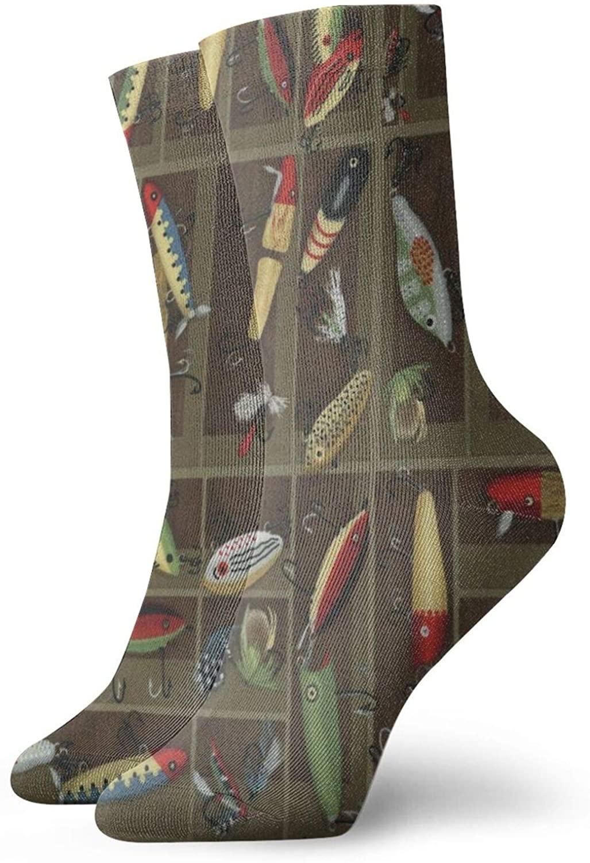 Unisex All Purpose Athletic Socks Thin Non Slip Low Cut Crew Socks