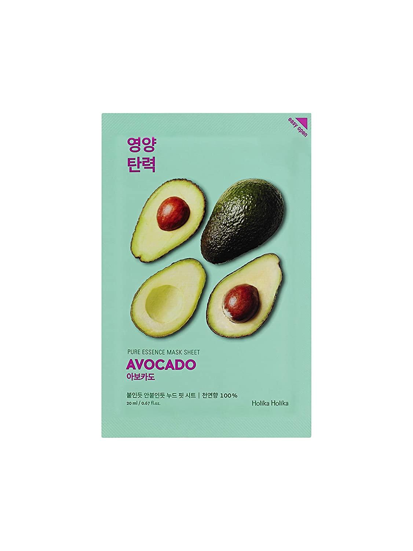 HOLIKA HOLIKA Pure Essence Mask Sheet - Avocado
