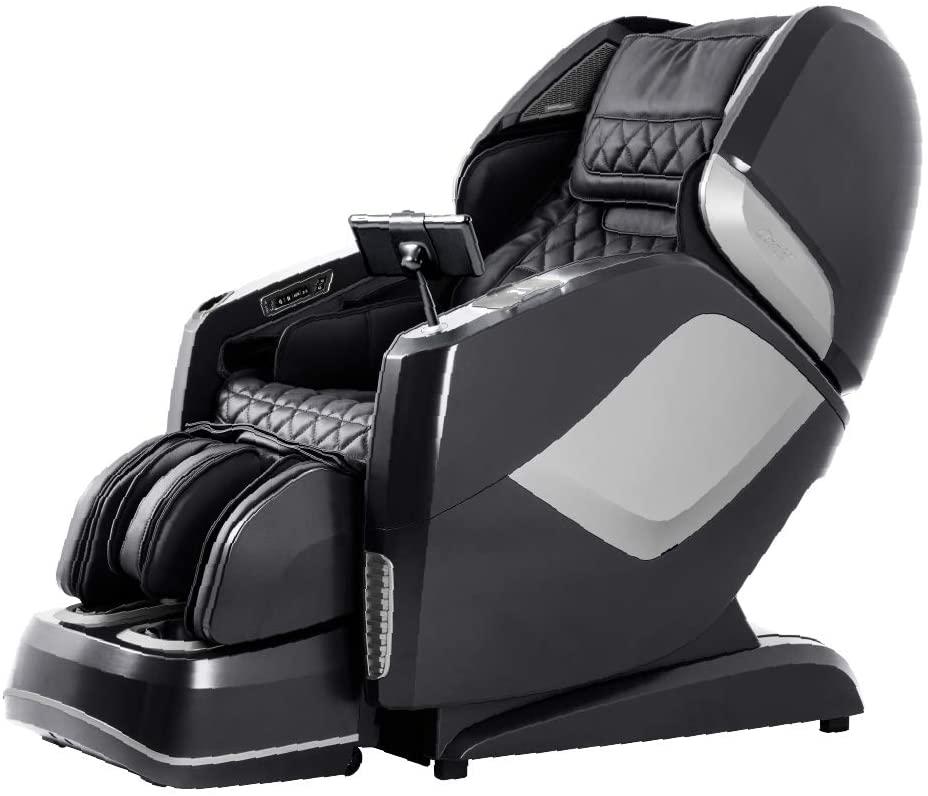 Osaki OS-4D Pro Maestro LE SL-Track Massage Chair with Foot Roller, Zero Gravity, Space Saving Design, Black