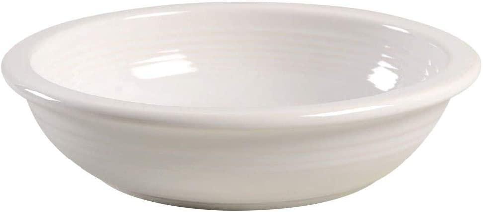 Homer Laughlin Individual Pasta Bowl, White