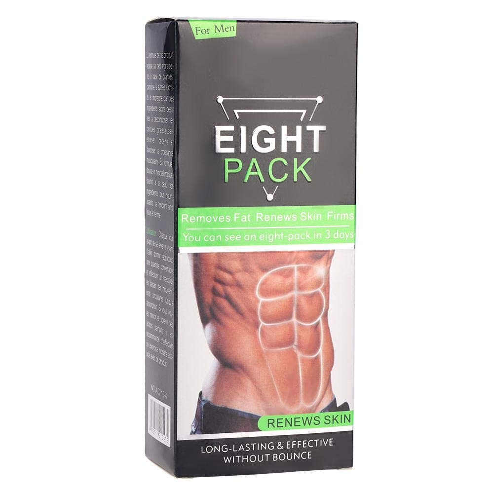 Unisex Slimming Fat Burning Cream, Muscle Belly Anti Cellulite Creams Gel Waist Body Tighten Muscles