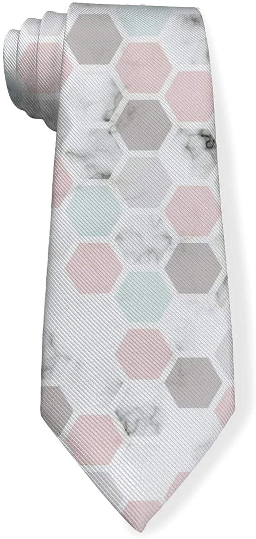 Men's Necktie Printed Funny Neck Tie Great for Weddings, Bridegroom, Gifts