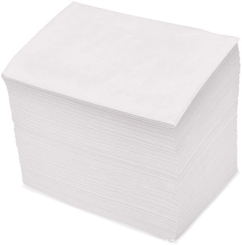 Voyoo 100PCS Disposable Massage Table Sheet Waterproof- Thick Bed Cover for Beauty Salon- Home