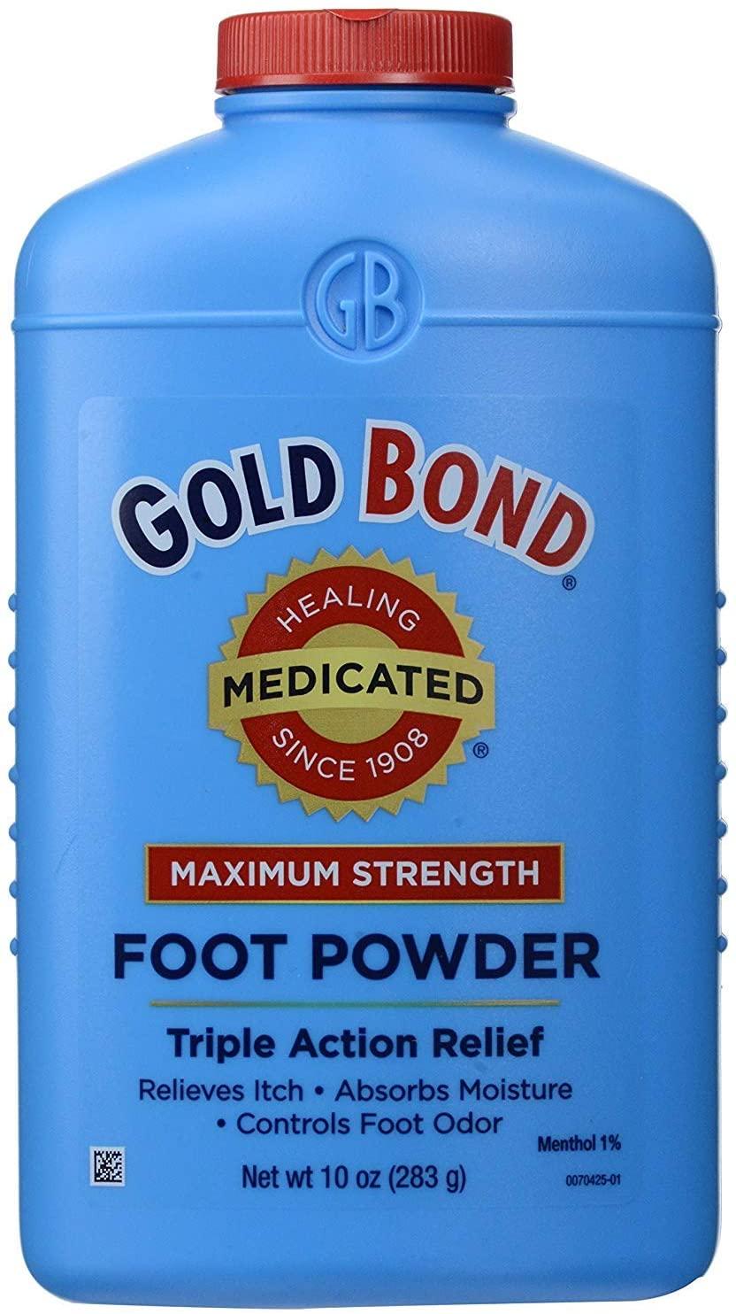 Gold Bond Medicated Foot Powder - 10 Oz by Gold Bond