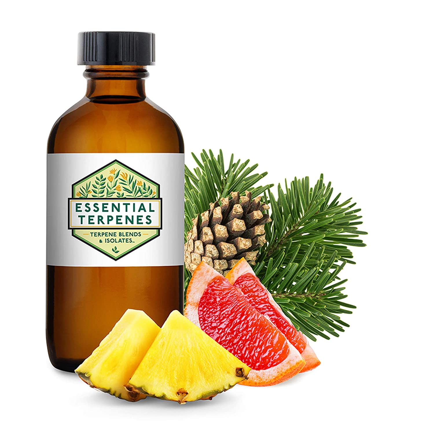 Essential Terpenes - Extract Consultants | Strain Specific Terpene Blends | From Isolated Organic Food Grade Terpenes (Zkittles, 30ml)