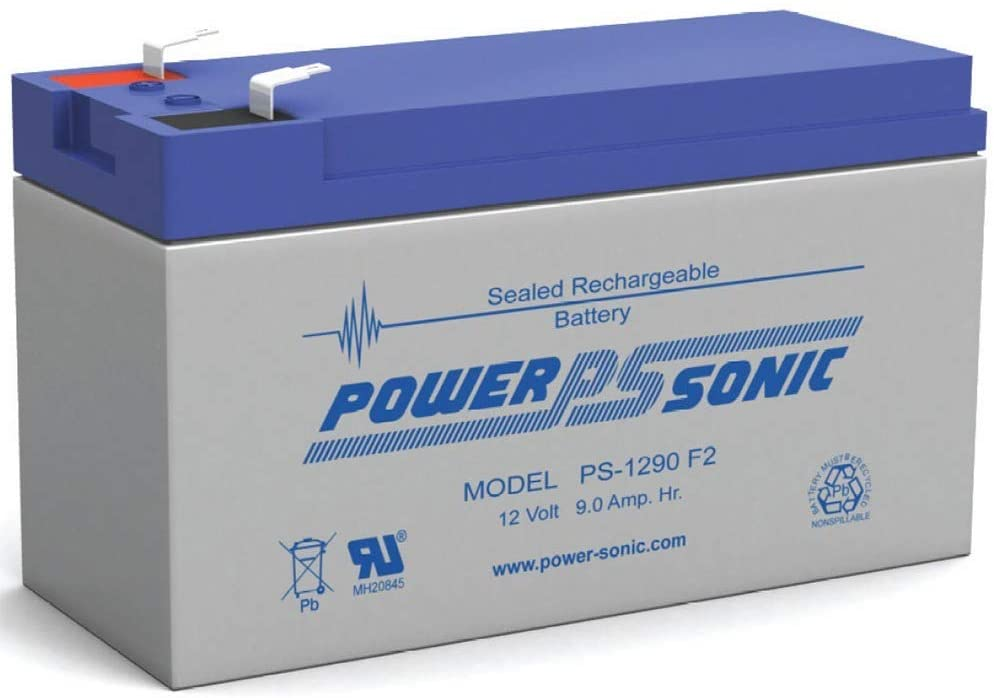 Powersonic 12V 9AH Replacement Battery for APC BK400B